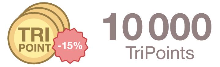 TriPoints 10000